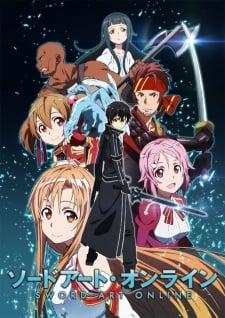 Sword Art Online BD Batch Subtitle Indonesia