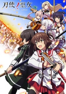 Toji no Miko BD Batch Subtitle Indonesia