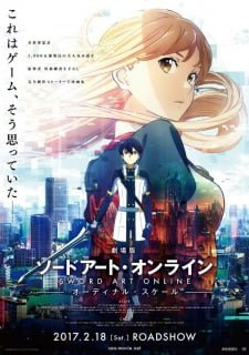 Sword Art Online Movie: Ordinal Scale BD Subtitle Indonesia