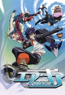 Air Gear Batch Subtitle Indonesia