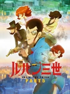 Lupin III: Part V Batch Subtitle Indonesia