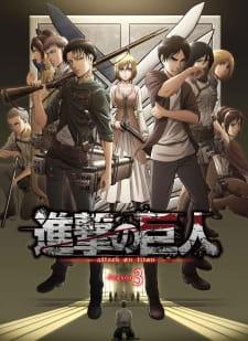 Shingeki no Kyojin S3 BD Batch Subtitle Indonesia