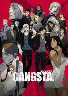Gangsta. BD 1-12 Batch Subtitle Indonesia