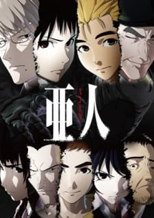 Ajin 1-13 BD Batch Subtitle Indonesia