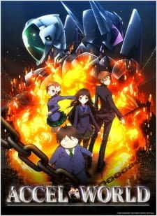 Accel World BD Batch Subtitle Indonesia