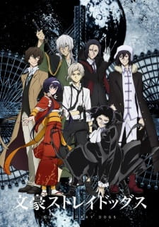 Bungou Stray Dogs S3 BD Batch Subtitle Indonesia