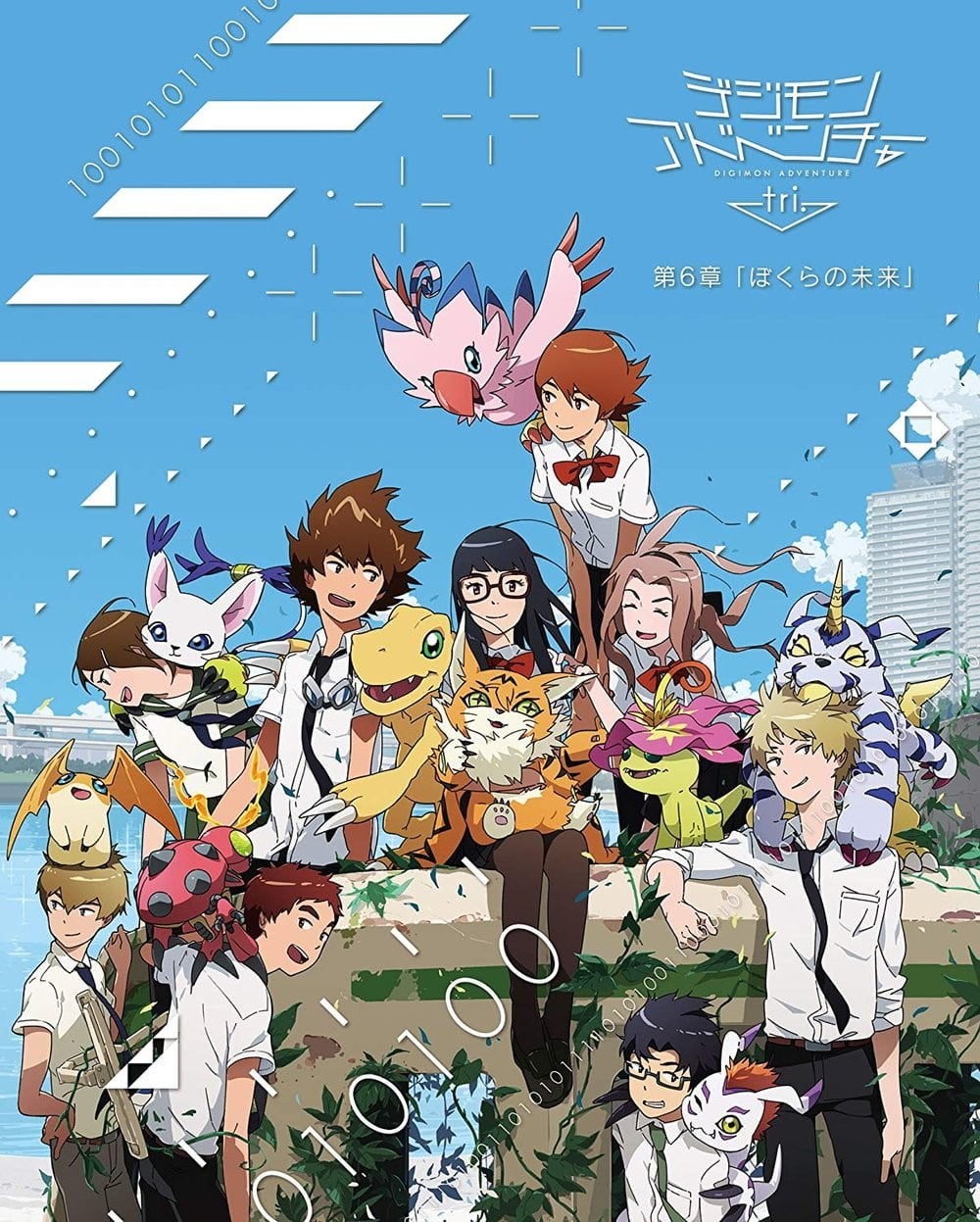 Digimon Adventure tri Batch Subtitle Indonesia