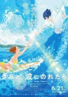 Kimi to Nami ni Noretara BD Movie Subtitle Indonesia