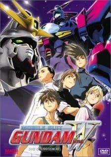 Mobile Suit Gundam Wing BD Batch Subtitle Indonesia