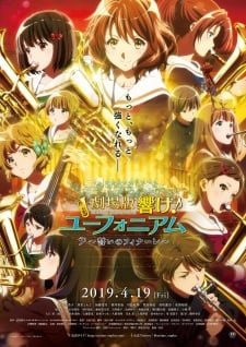 Hibike! Euphonium Movie 3: Chikai no Finale BD Subtitle Indonesia