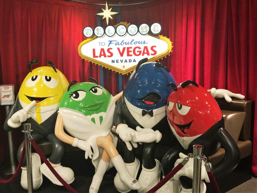 Eux aussi sont à Las Vegas