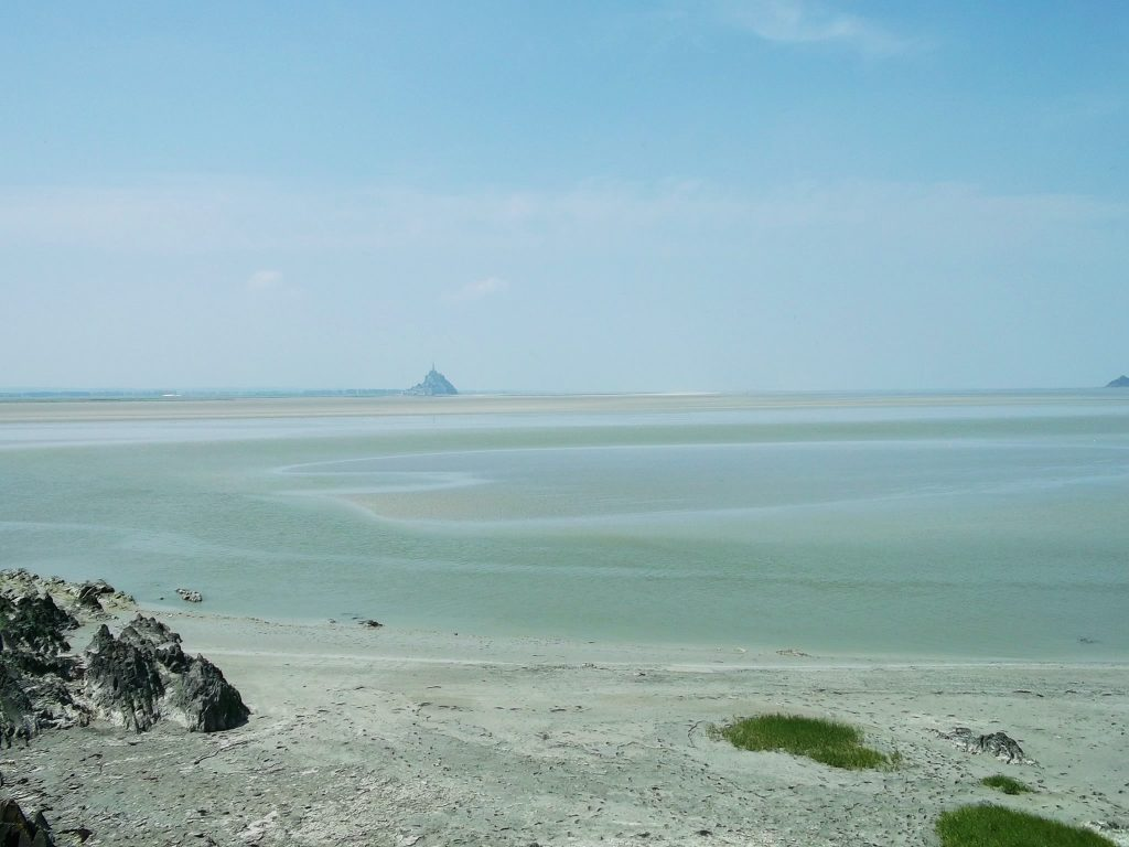 Grouin du Sud, Mont-Saint-Michel