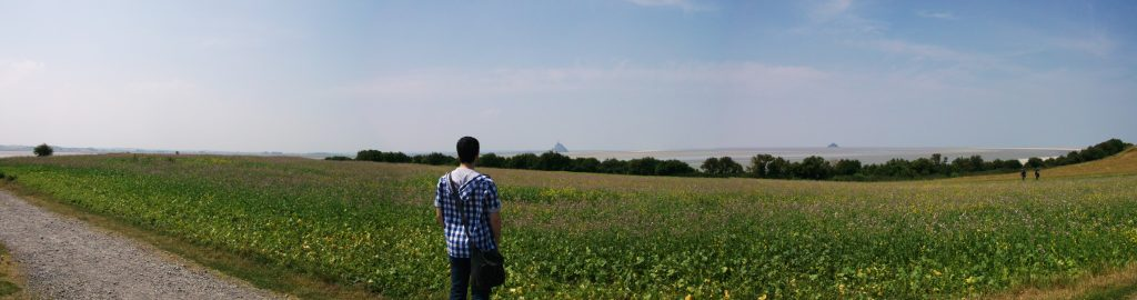 Panorama depuis le Grouin du Sud