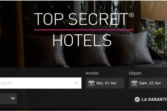 Hôtel Top Secret