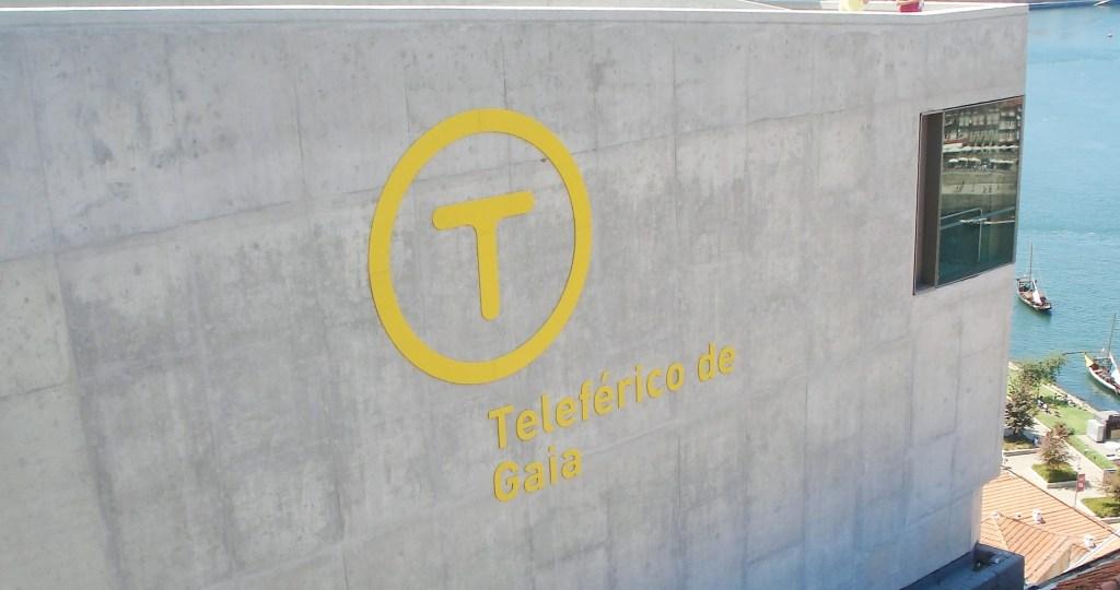 Téléphérique Porto Gaia