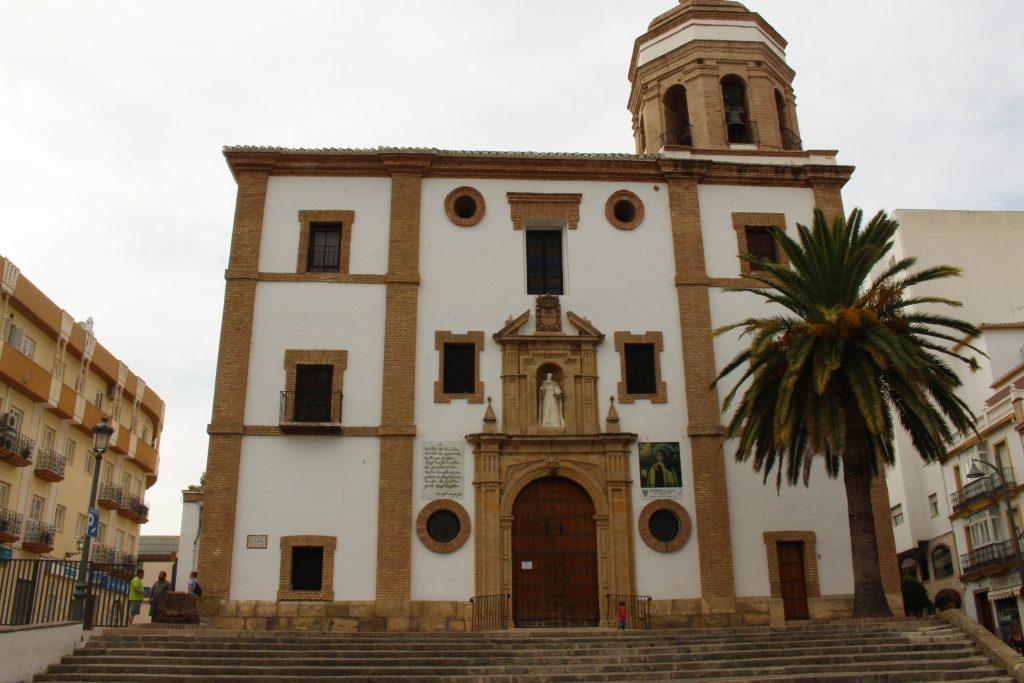 Ronda, église