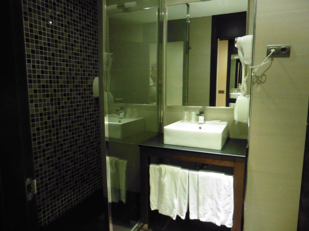 hotel salle de bain