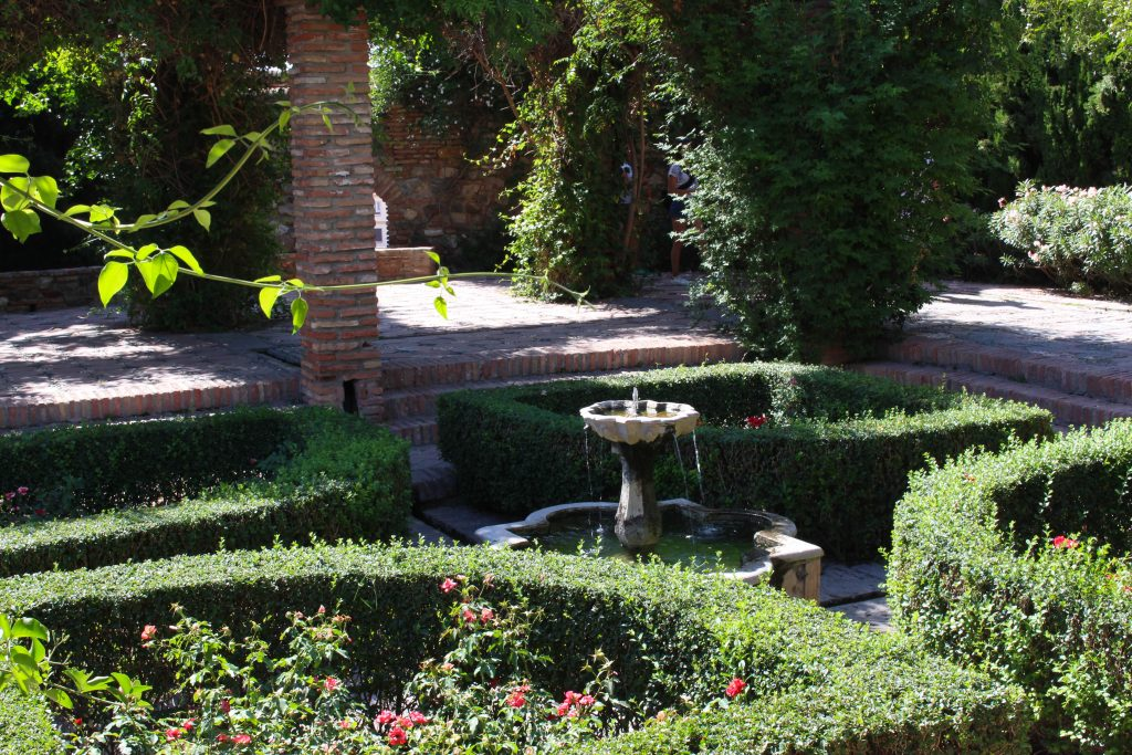 fontaine alcazaba