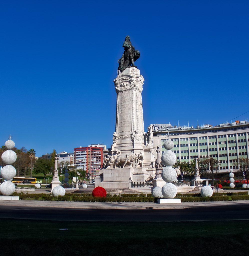 praça do marqués de pombal
