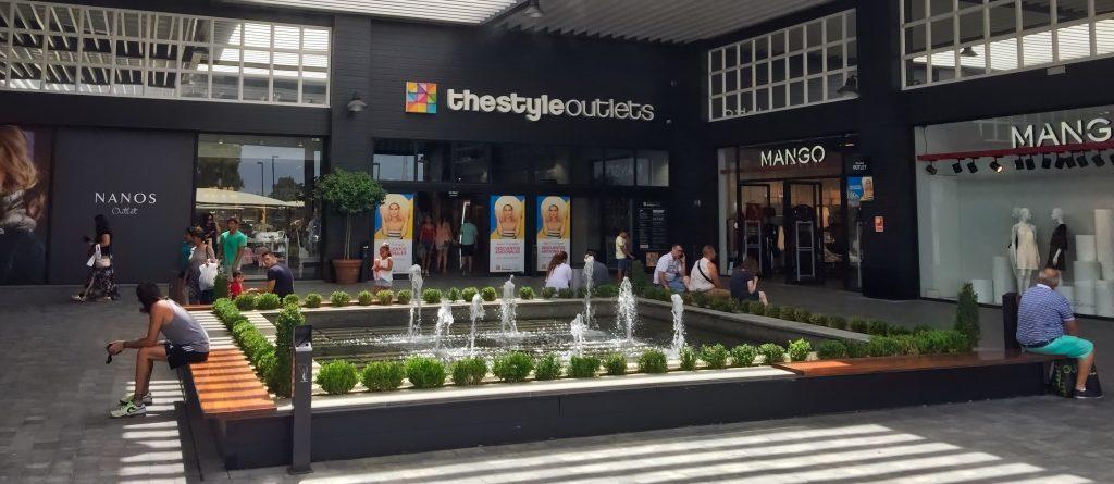 Seville outlets