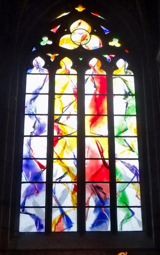 vitrail cathédrale