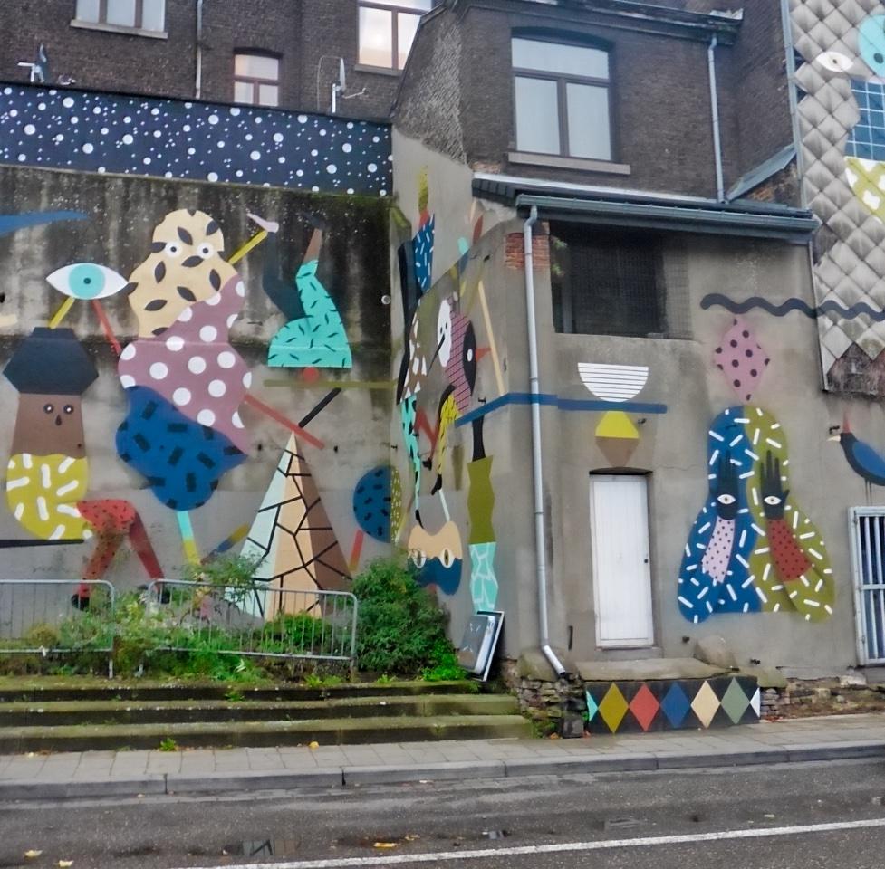 street art liège