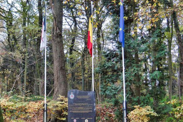 Tripoint Belgique Allemagne Pays Bas