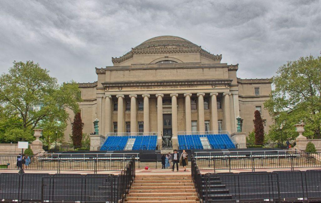 Culumbia University New York