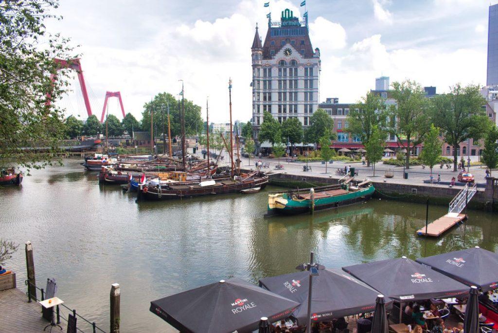 Visiter Rotterdam