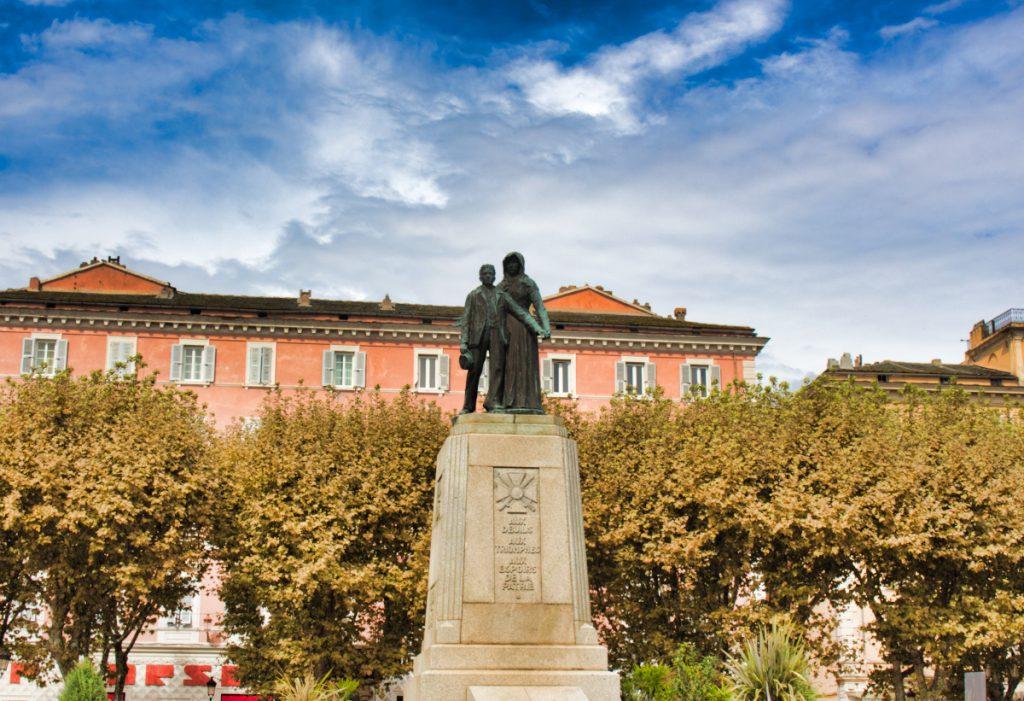 Place Bastia
