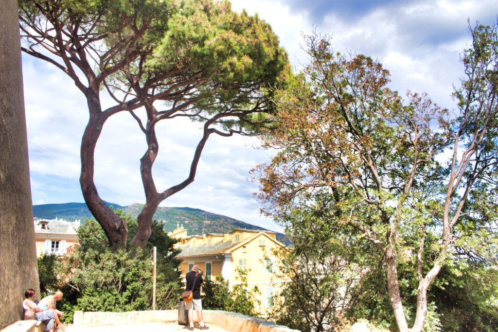 Jardins Romieu Bastia