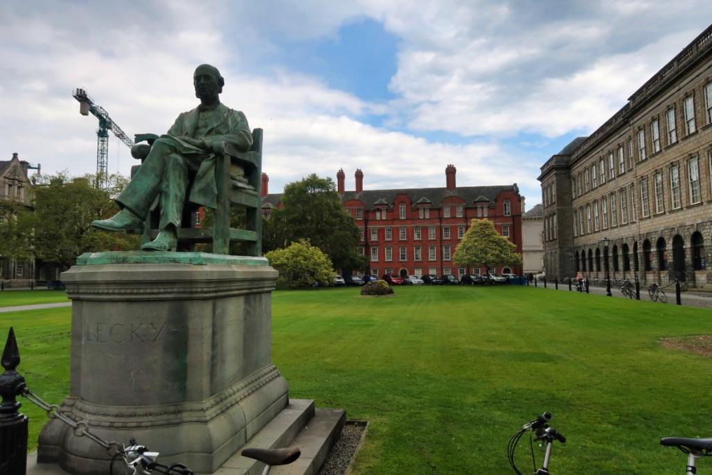 Parc Trinity College Dublin