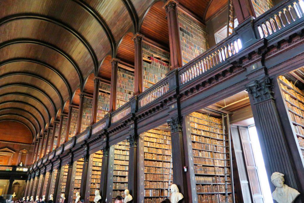 Bibliotheque Dublin