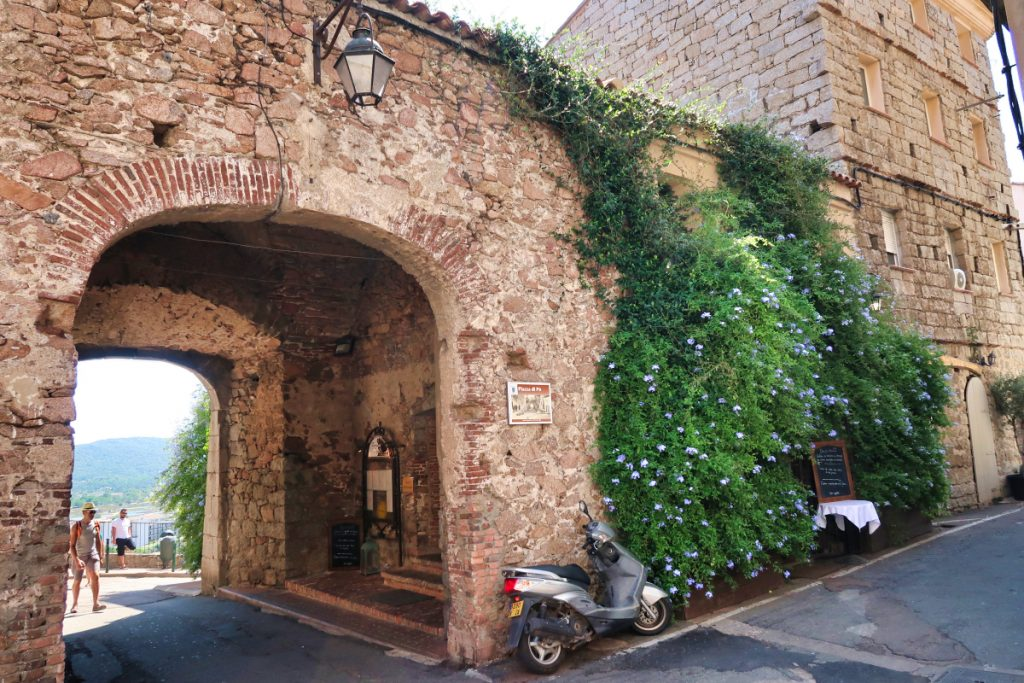 porte génoise Porto-Vecchio