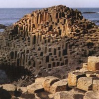 Giant's Causeway - Grobla Olbrzyma