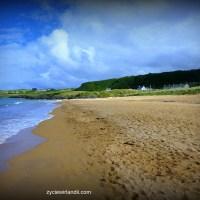 Plaża Culdaff na półwyspie Inishowen