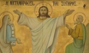 Jeesus kirkastuminen