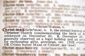 Joulu sanat