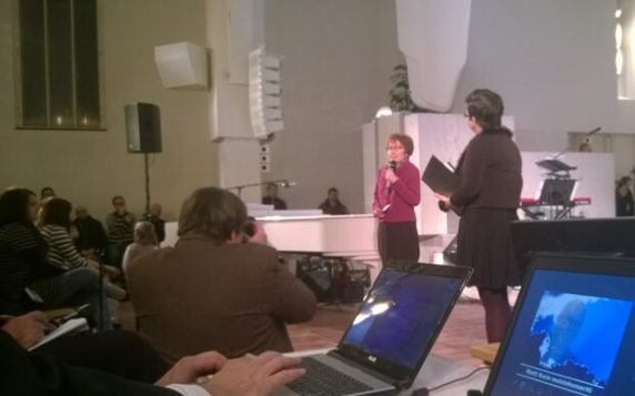 Anne Karin puhe