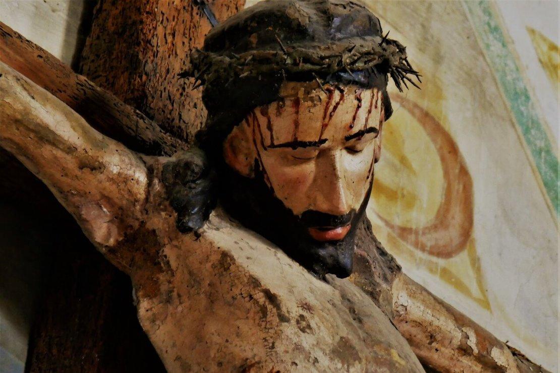 Kristillinen usko lepytys Jeesuksen kuolema