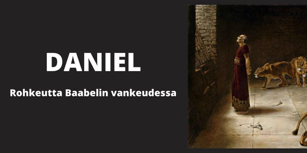 Daniel Vanhassa testamentissa