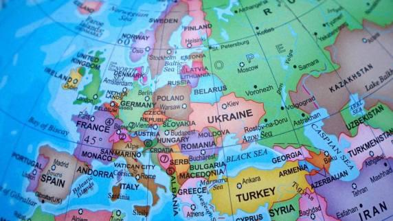 Euroopassa tehtävä lähetystyö