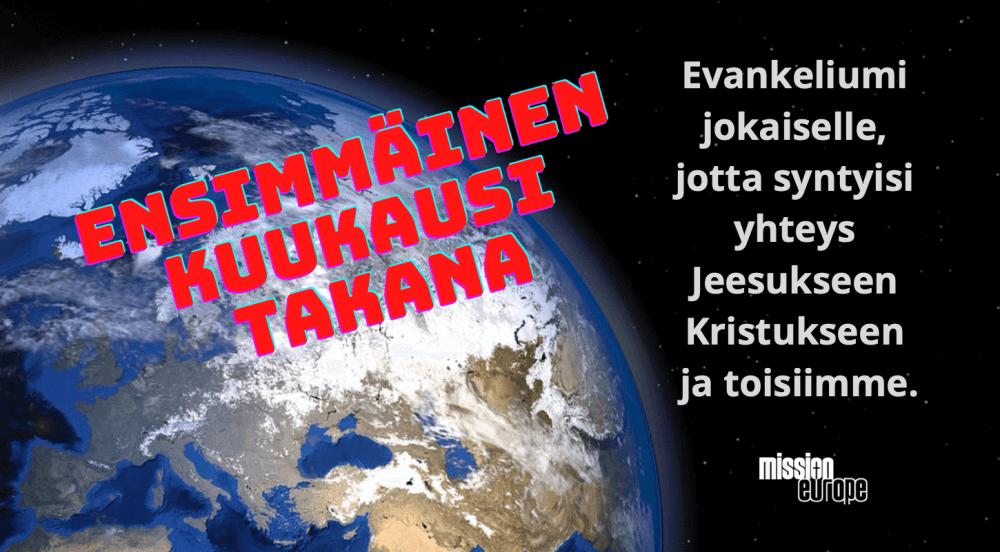 Evankeloimistyö Mission Europessa