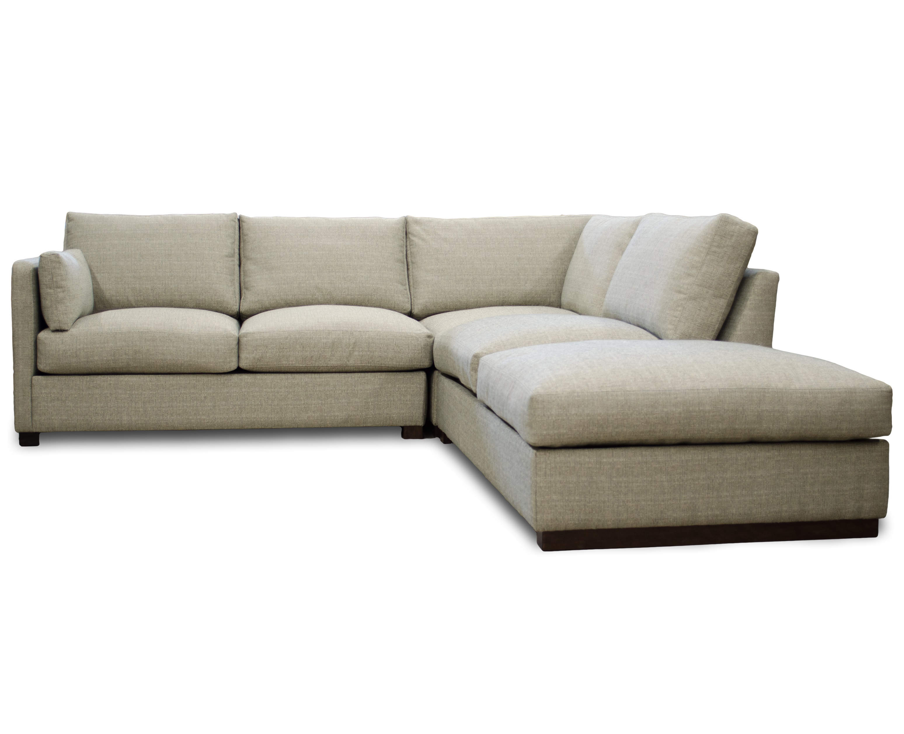 montreal sectional sofa small sofas with metal legs aberdeen mikaza meubles modernes