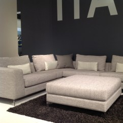 Condo Sized Sectional Sofa Ottawa Baroque Luma Mikaza Meubles Modernes Montreal