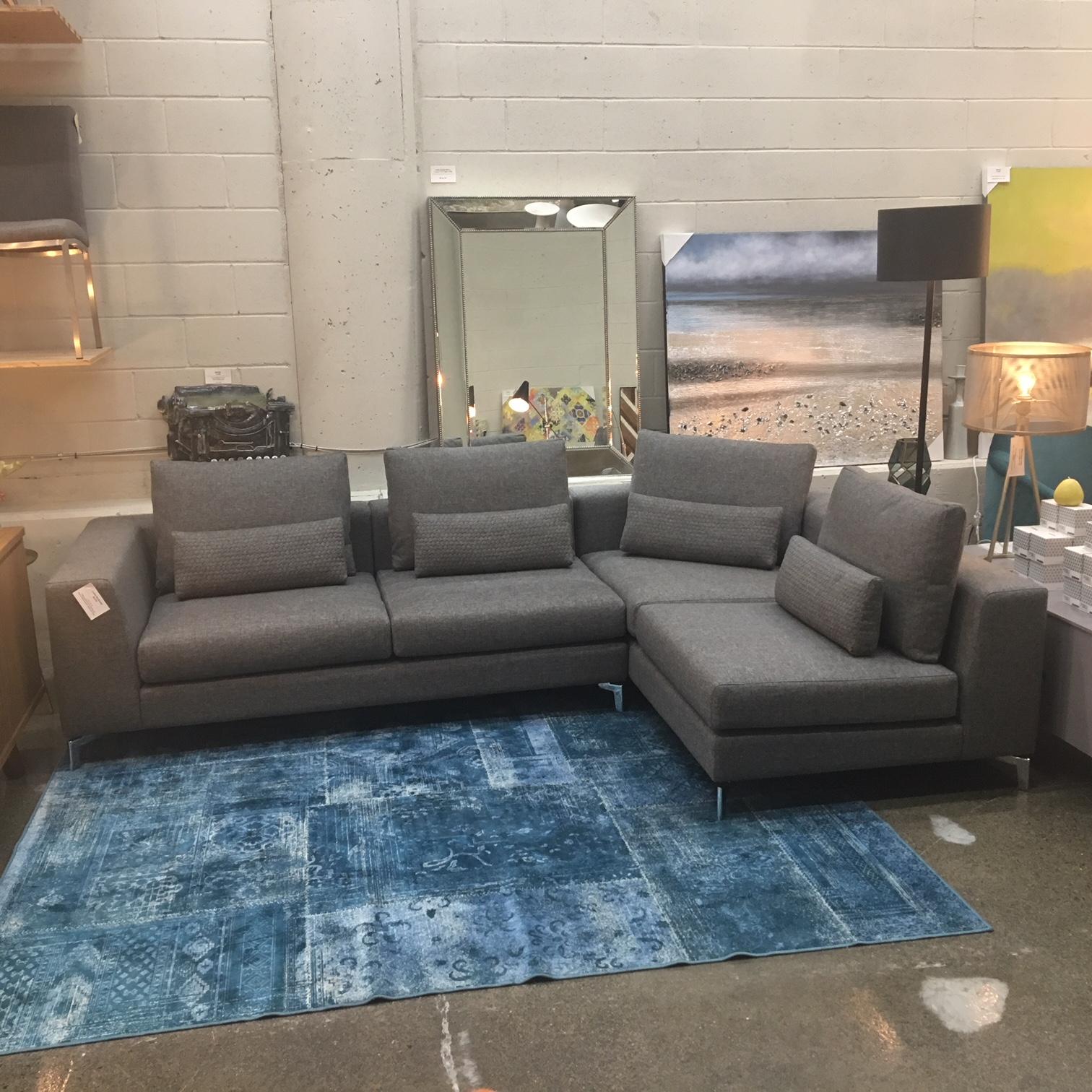 condo sized sectional sofa ottawa sofas for u luma mikaza meubles modernes montreal