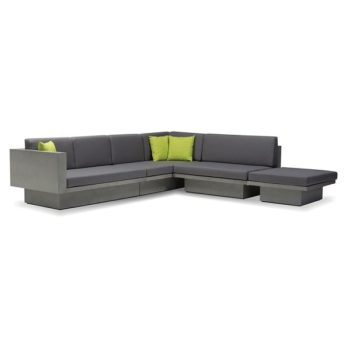 montreal sectional sofa in slate small es configurable walmart mobital archives furniture fabric sancho grey