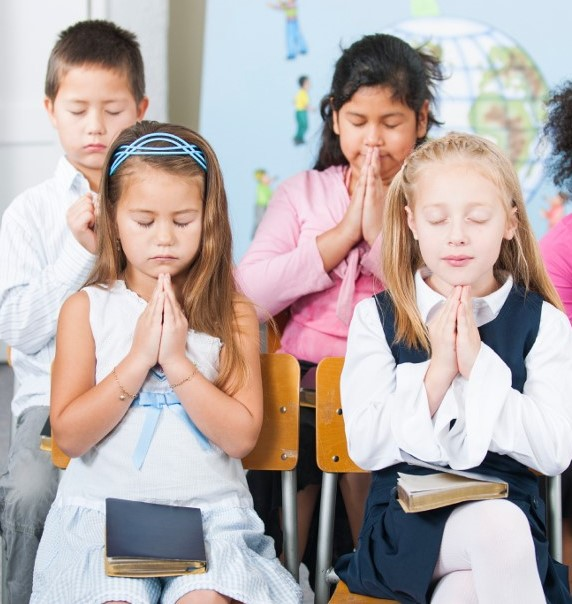 60% of primary schools join in Collective Worship