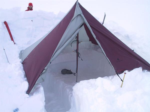 Mega Mid Light Winter Tents
