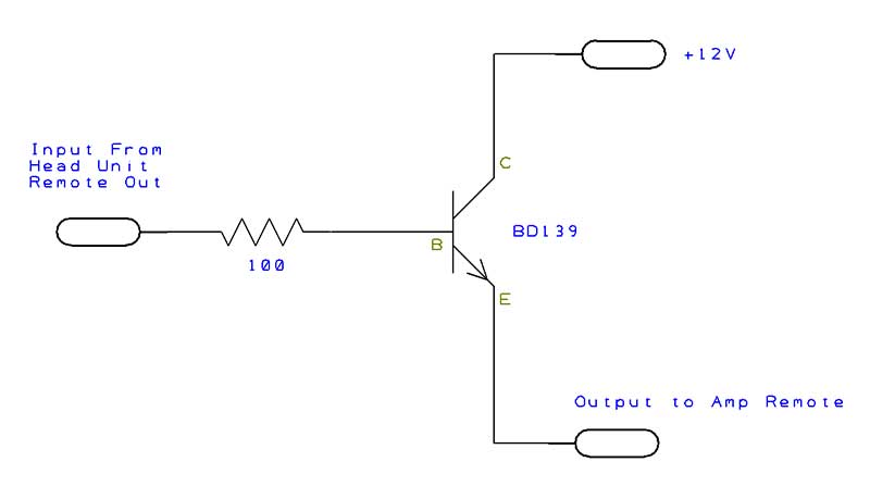 The proper way and reason to use a relay with remote turn